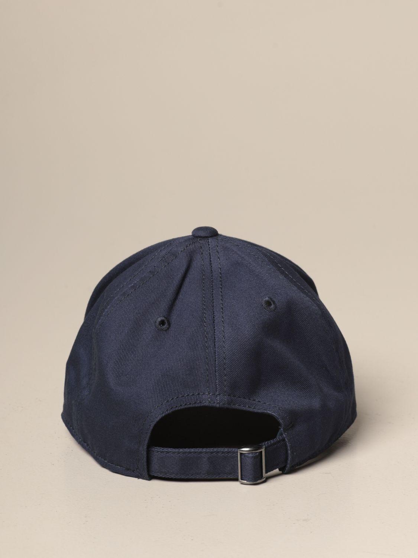 Cappello bambino N° 21: Cappello da baseball N°21 con logo blue 3