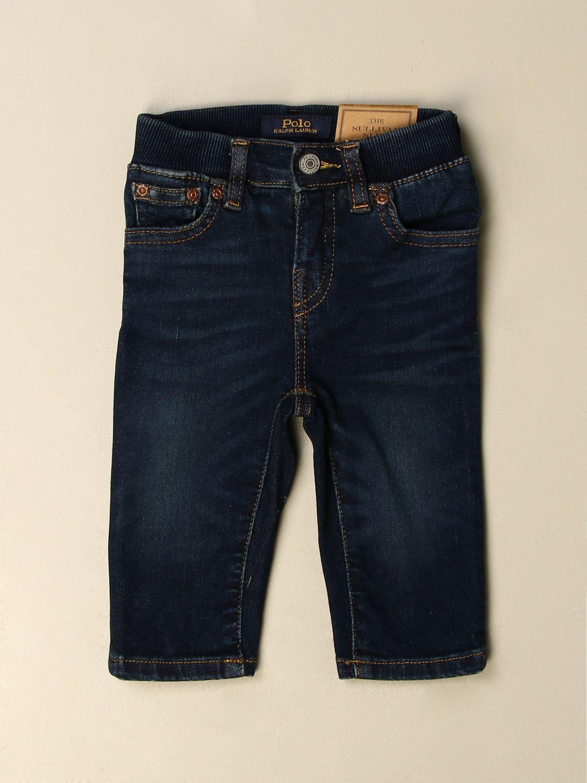 Jeans Polo Ralph Lauren Infant: Jeans Polo Ralph Lauren Infant in denim used denim 1