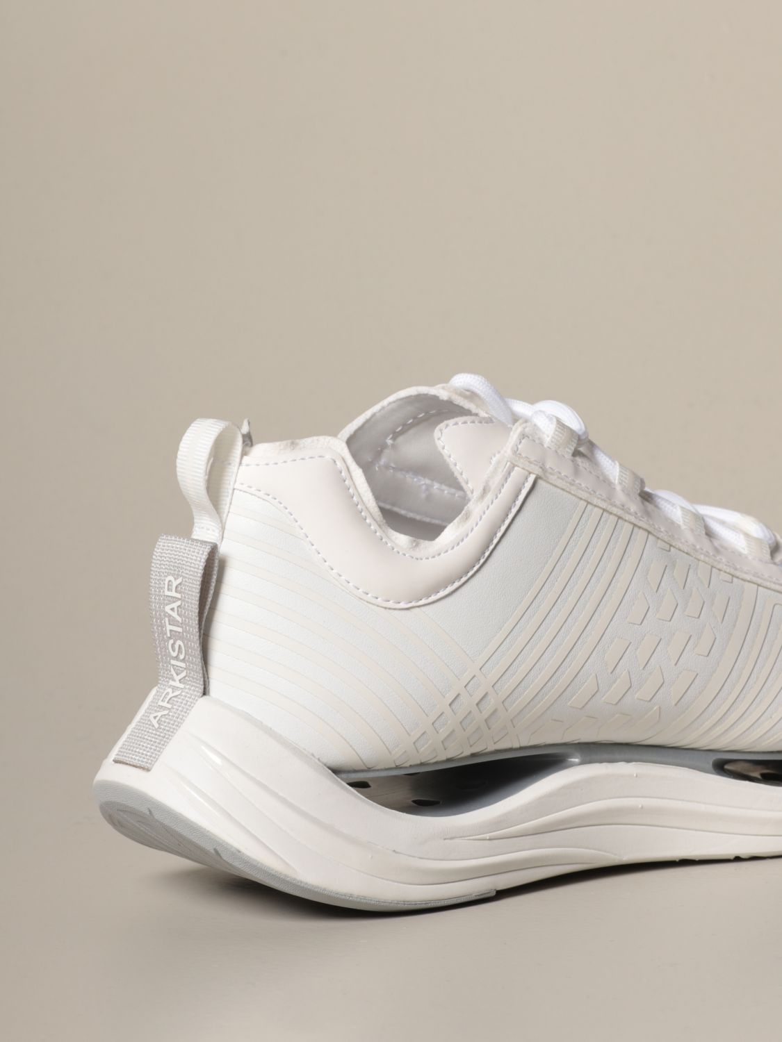 Trainers Arkistar: Shoes men Arkistar white 3