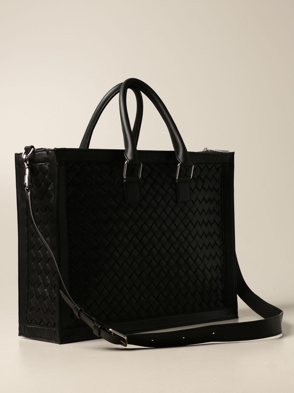 Bags Bottega Veneta: Bottega Veneta bag in woven leather black 3