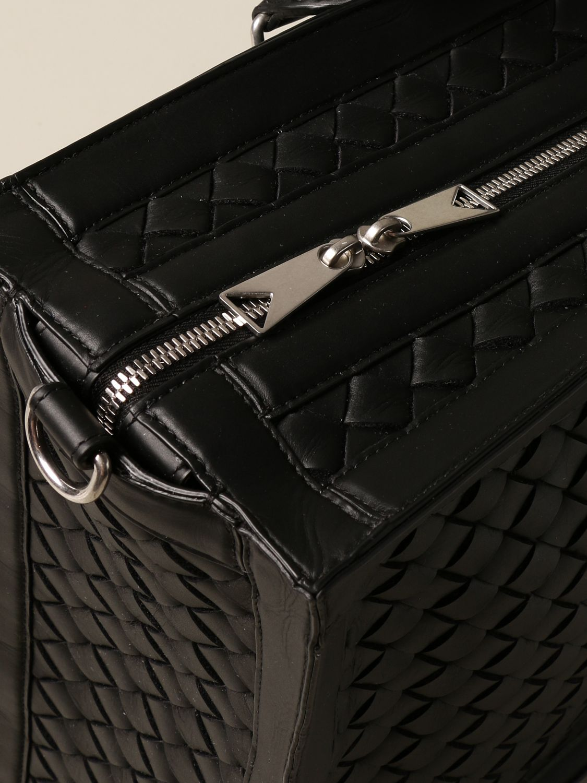 Bags Bottega Veneta: Bottega Veneta bag in woven leather black 4
