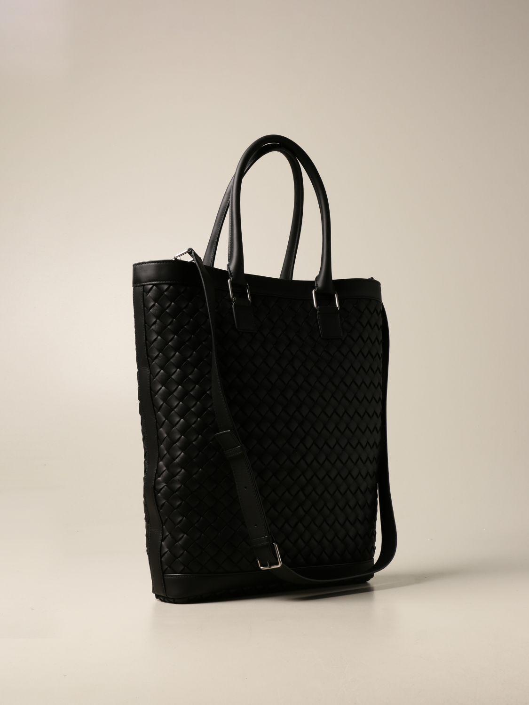Сумка Bottega Veneta: Сумка Мужское Bottega Veneta черный 3