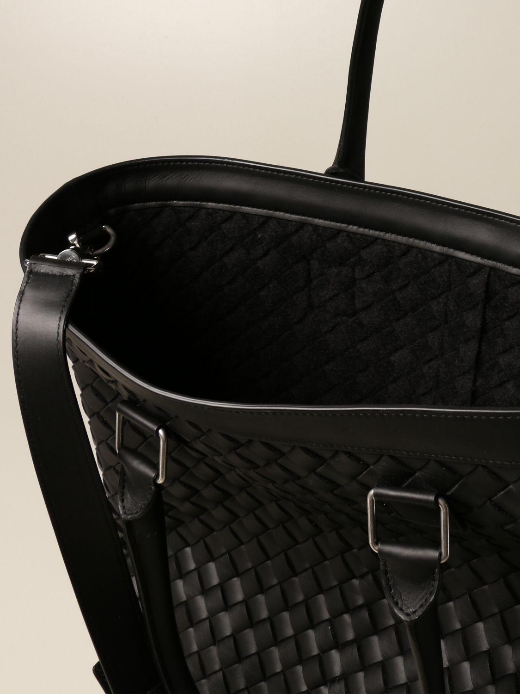 Сумка Bottega Veneta: Сумка Мужское Bottega Veneta черный 5