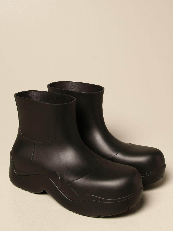 短靴 Bottega Veneta: 鞋 男士 Bottega Veneta 黑色 2