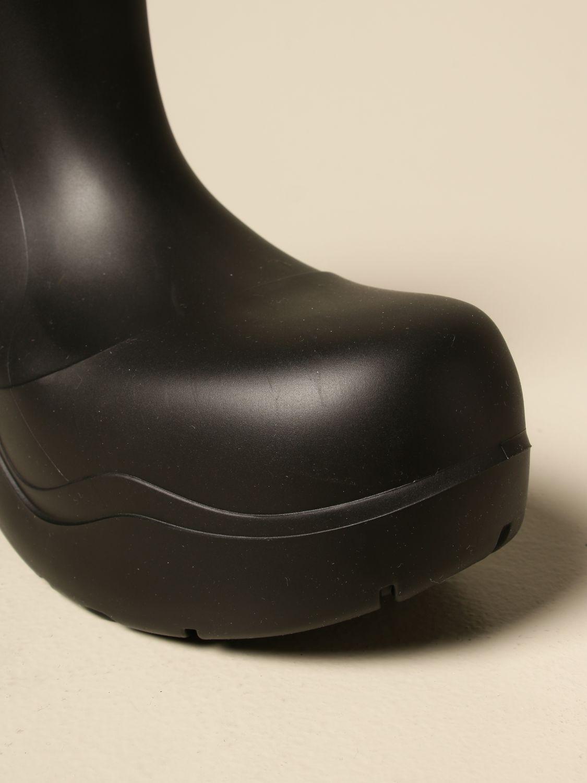 Botas Bottega Veneta: Zapatos hombre Bottega Veneta negro 4