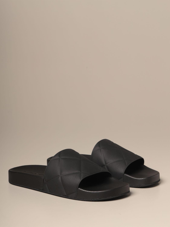 Sandalen Bottega Veneta: Schuhe herren Bottega Veneta schwarz 2