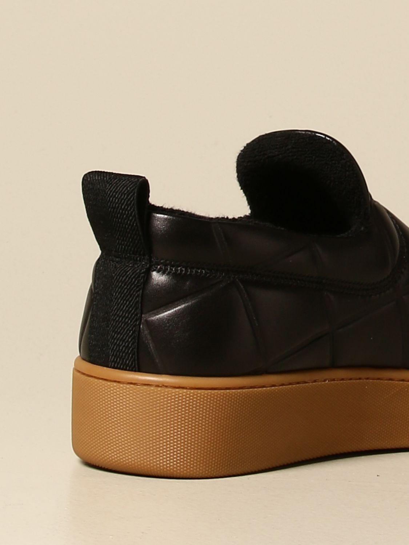 Sneakers Bottega Veneta: Sneakers BV Quilt Bottega Veneta slip on in pelle matelassé nero 3