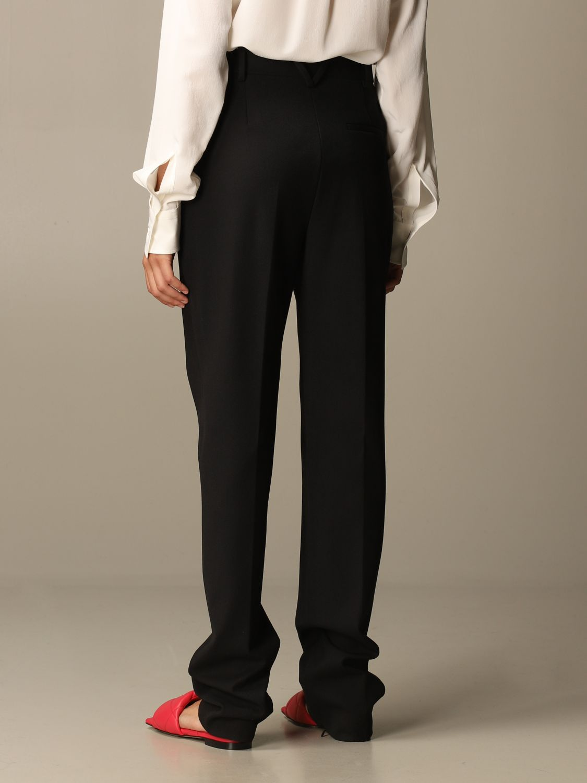 Pantalón Bottega Veneta: Pantalón mujer Bottega Veneta negro 2
