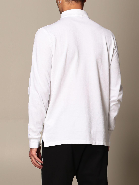 Polo shirt Polo Ralph Lauren: Polo shirt men Polo Ralph Lauren white 2