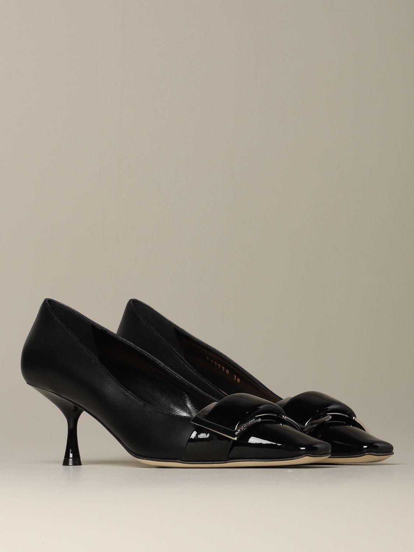 高跟单鞋 Sergio Rossi: 鞋 女士 Sergio Rossi 黑色 2