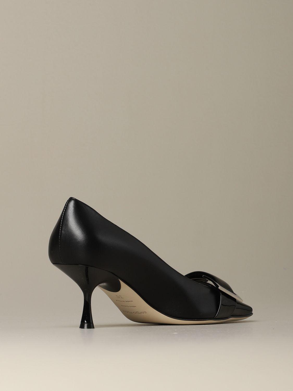 高跟单鞋 Sergio Rossi: 鞋 女士 Sergio Rossi 黑色 3