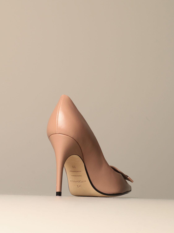 高跟单鞋 Sergio Rossi: 鞋 女士 Sergio Rossi 米色 3