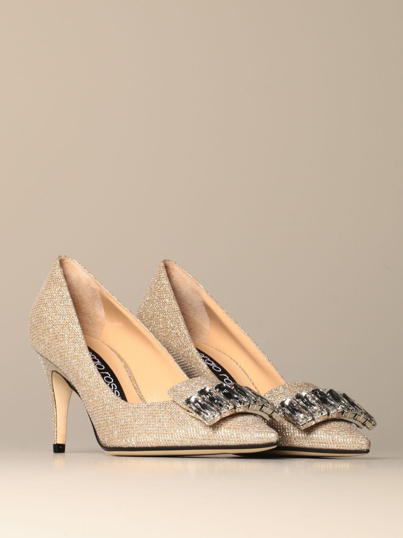高跟单鞋 Sergio Rossi: 鞋 女士 Sergio Rossi 珀金色 2
