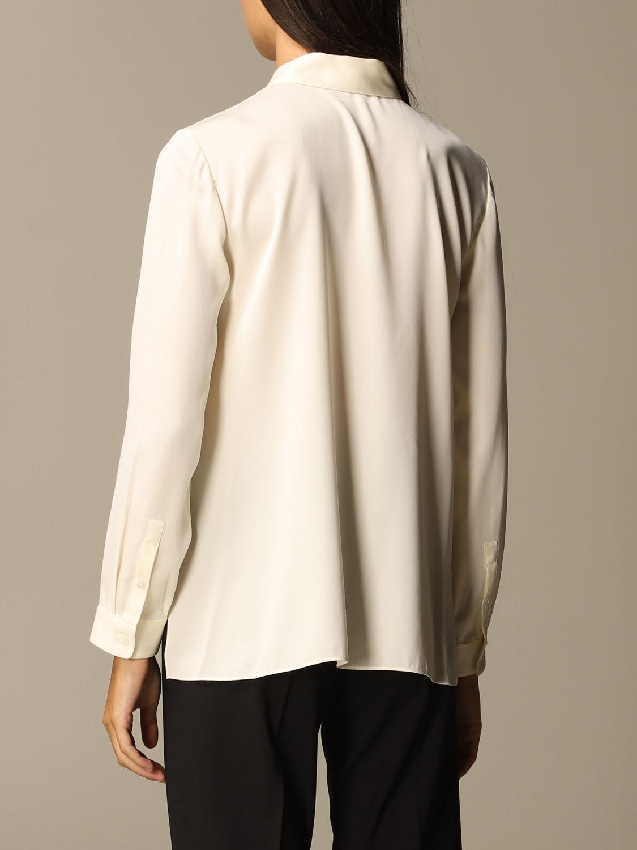 衬衫 Theory: 衬衫 女士 Theory 白色 2
