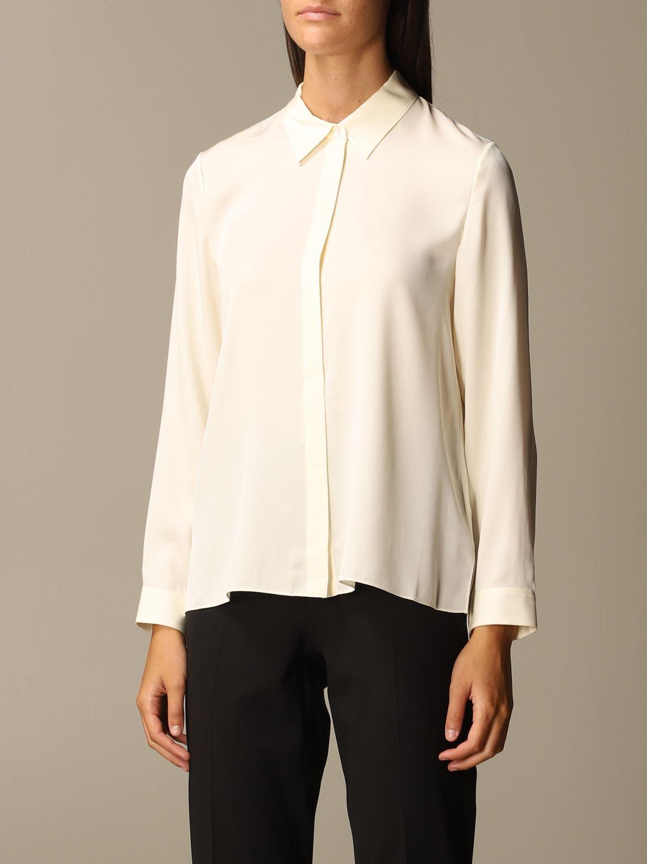 衬衫 Theory: 衬衫 女士 Theory 白色 3