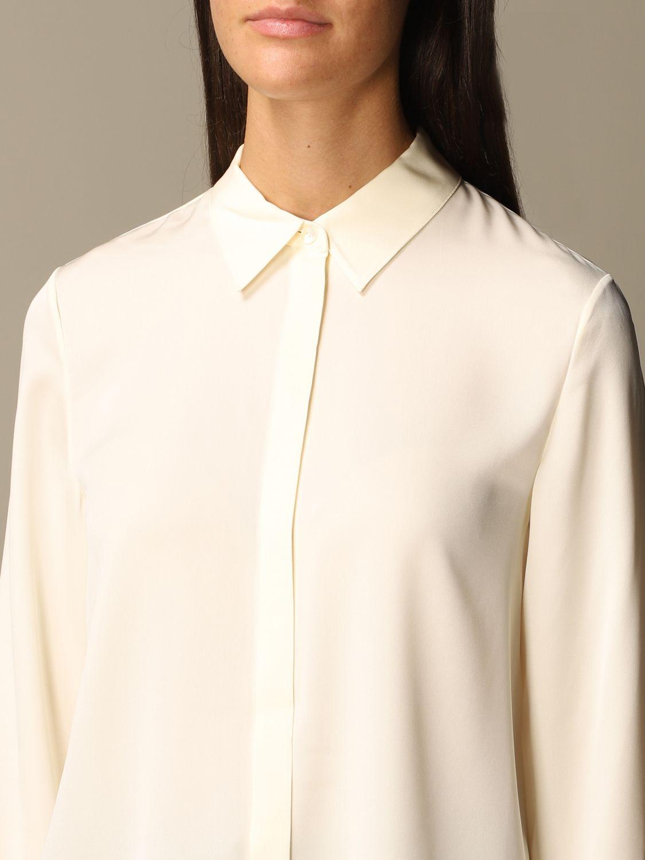衬衫 Theory: 衬衫 女士 Theory 白色 4