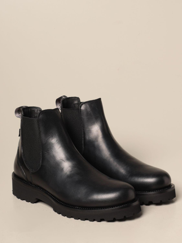 Botas Woolrich: Zapatos hombre Woolrich negro 2