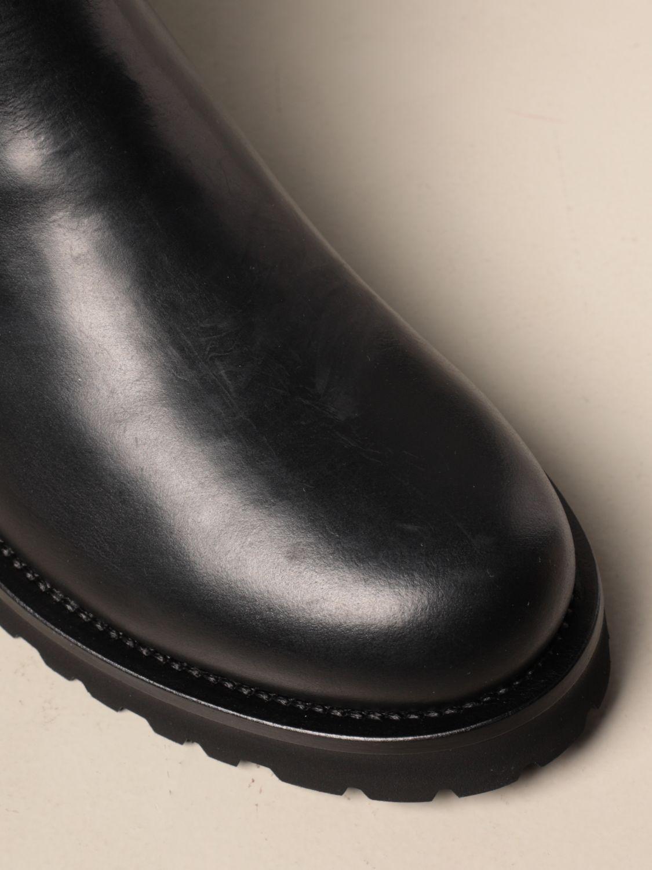 Botas Woolrich: Zapatos hombre Woolrich negro 3