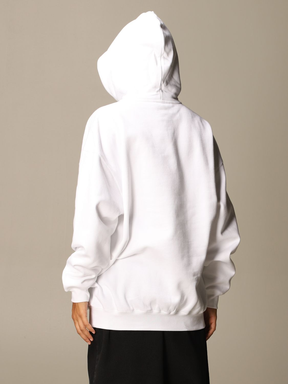 Sweatshirt Balenciaga: Sweatshirt women Balenciaga white 3