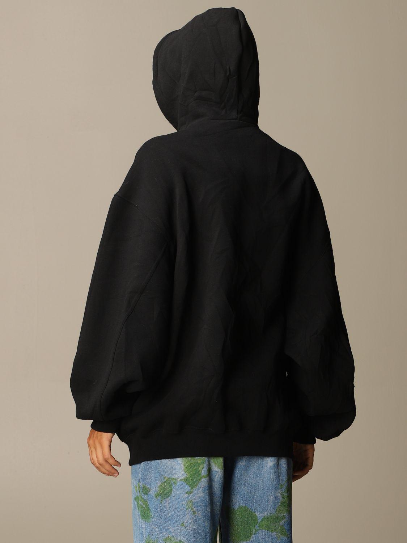 Sweatshirt Balenciaga: Sweatshirt women Balenciaga black 3