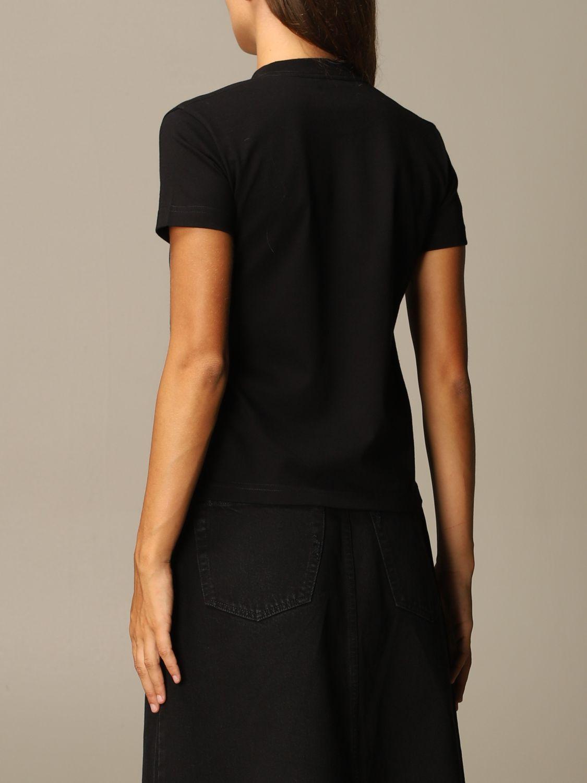 T-Shirt Balenciaga: T-shirt women Balenciaga black 3