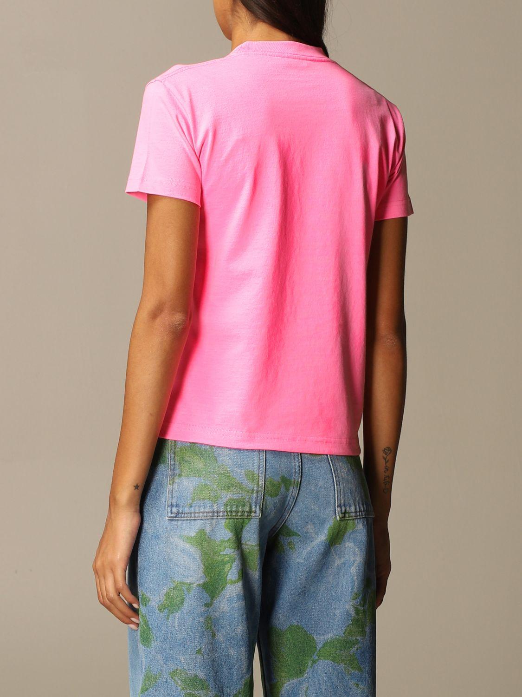 T-Shirt Balenciaga: T-shirt women Balenciaga pink 3