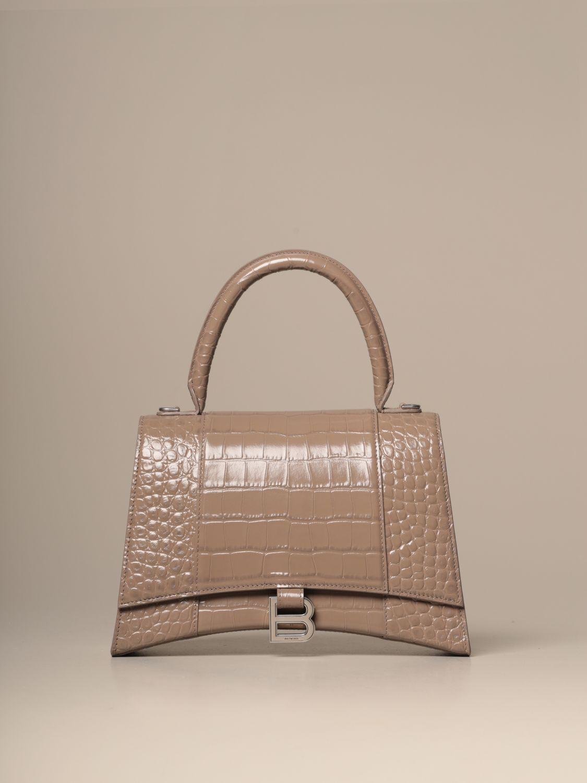 Handbag Balenciaga: Shoulder bag women Balenciaga dove grey 1