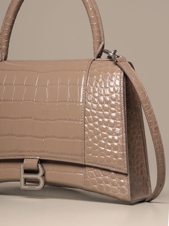 Handbag Balenciaga: Shoulder bag women Balenciaga dove grey 4