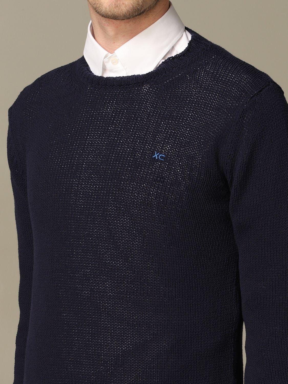 Jersey hombre Xc azul oscuro 3