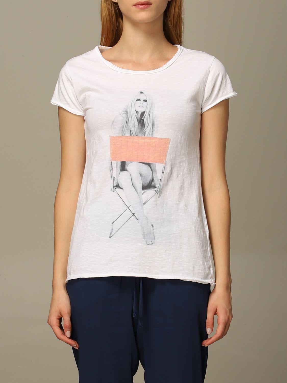 T-Shirt 1921: T-shirt herren 1921 weiß 1