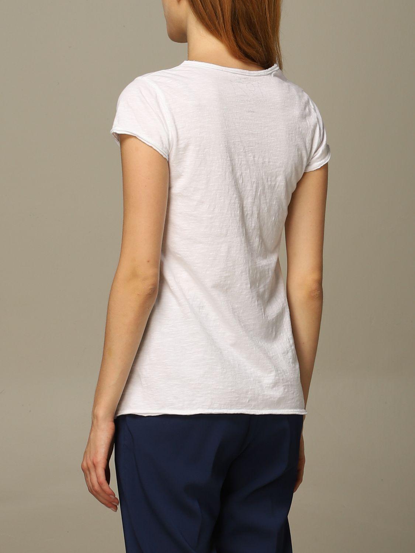 T-Shirt 1921: T-shirt herren 1921 weiß 2