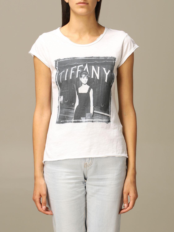 T-Shirt 1921: T-shirt women 1921 white 1
