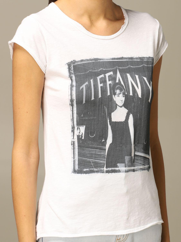 T恤 1921: T恤 女士 1921 白色 3