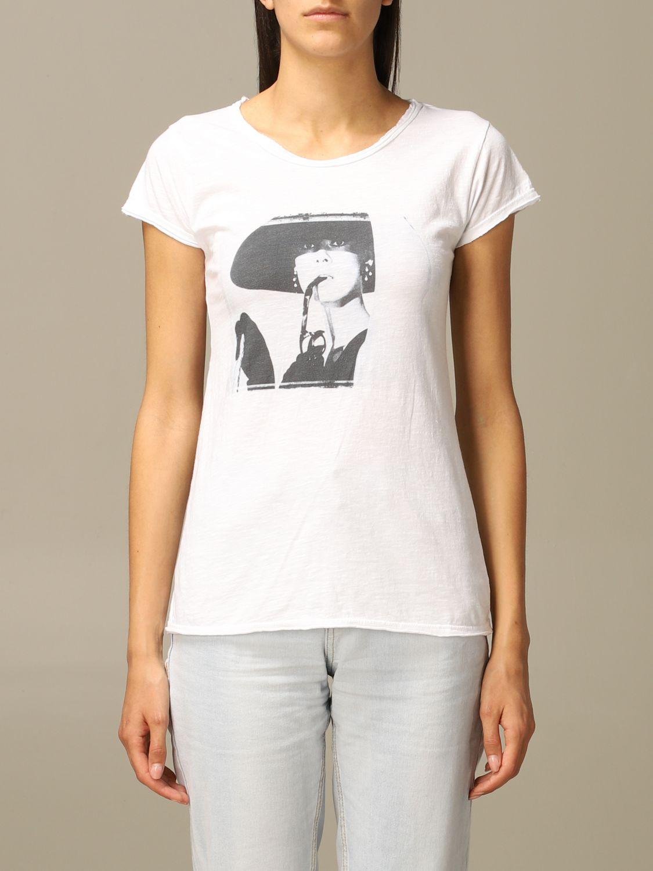 T-shirt 1921: T-shirt femme 1921 blanc 1