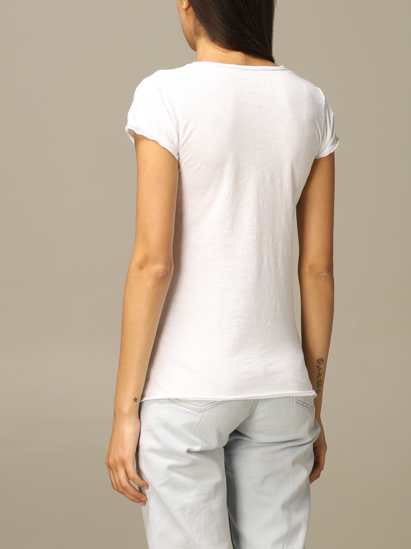T-shirt 1921: T-shirt femme 1921 blanc 2