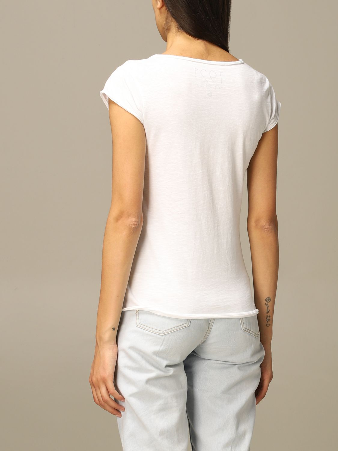 T-Shirt 1921: T-shirt women 1921 white 2