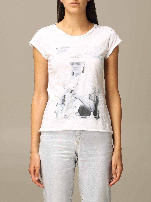T恤 1921: T恤 女士 1921 白色 1