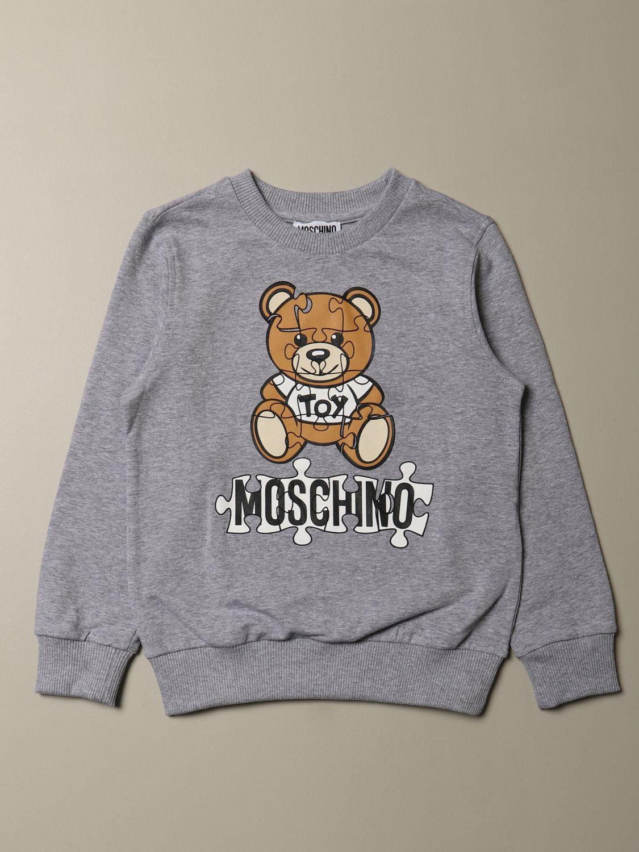 Jumper Moschino Kid: Jumper kids Moschino Kid grey 1