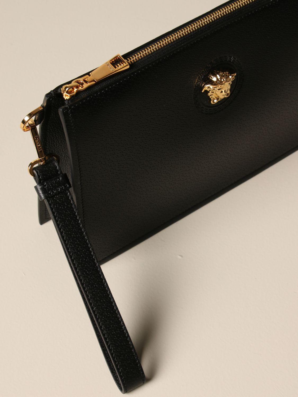 公文包 Versace: 包 男士 Versace 黑色 4