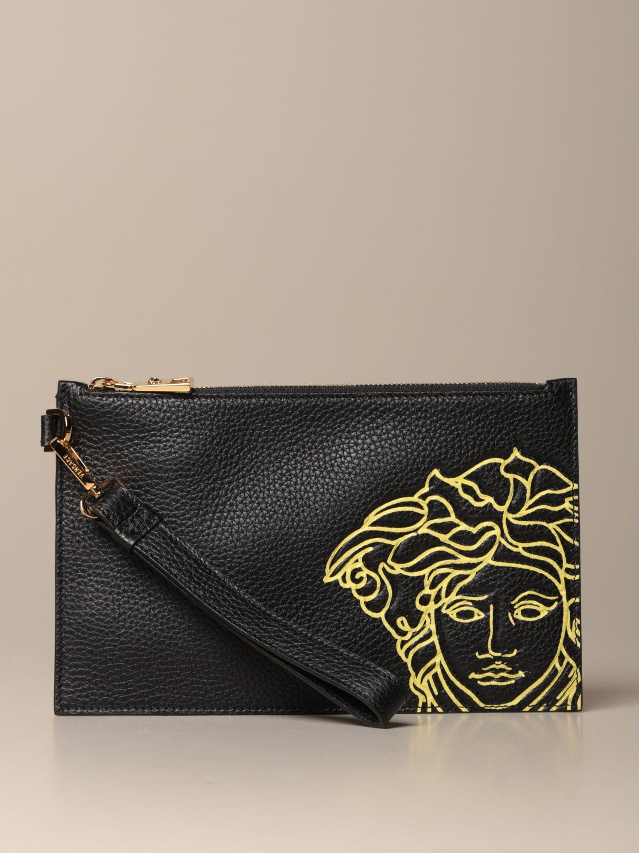 Briefcase Versace: Bags men Versace black 1