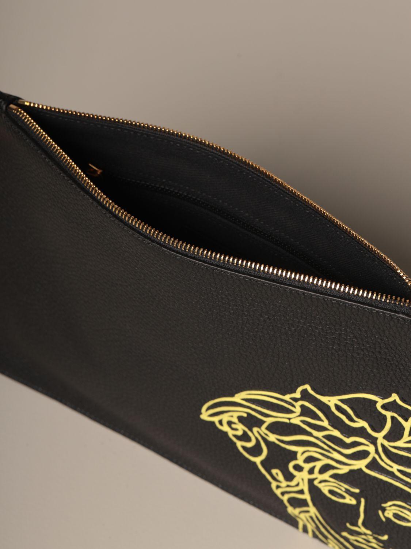 Briefcase Versace: Bags men Versace black 4