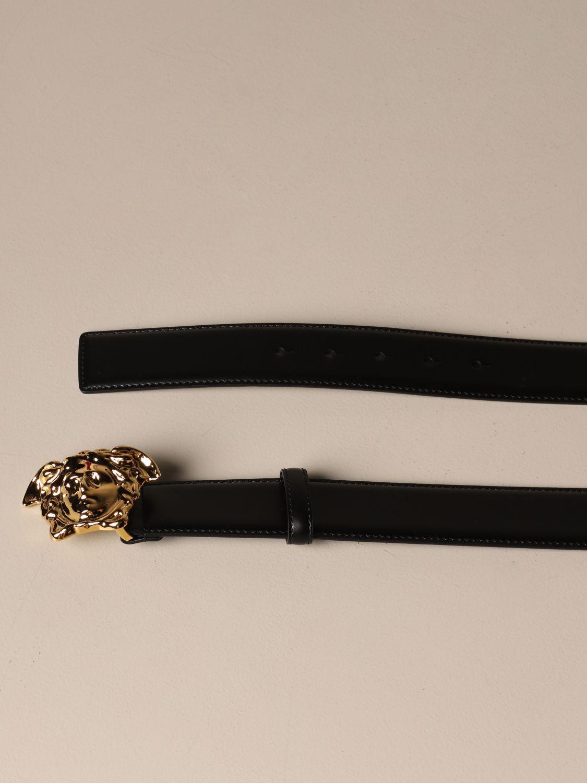 皮带 Versace: 皮带 男士 Versace 黑色 2