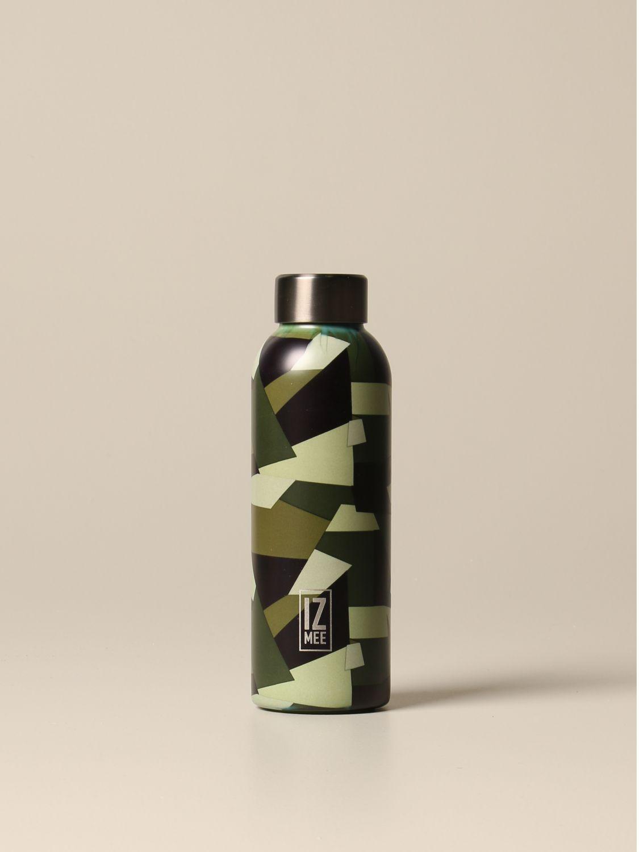 Gourde Izmee Bottles: Gourde homme Izmee Bottles vert militaire 1