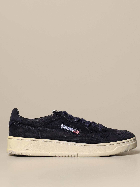 Trainers Autry: Shoes men Autry blue 1