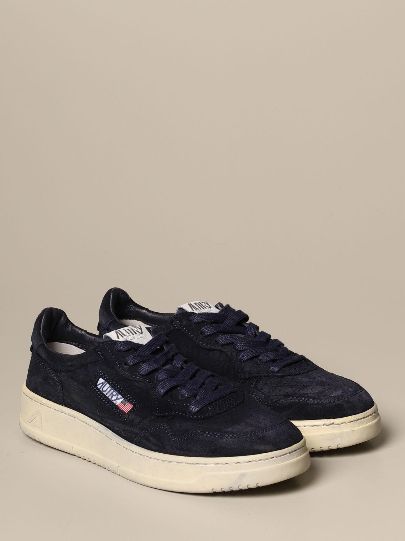 Trainers Autry: Shoes men Autry blue 2