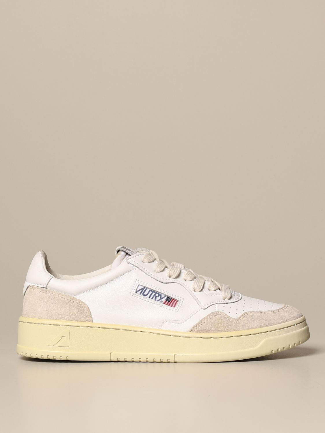 Trainers Autry: Shoes men Autry white 1