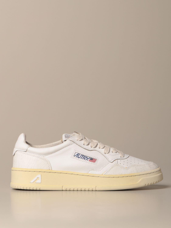 Trainers Autry: Shoes men Autry white 1