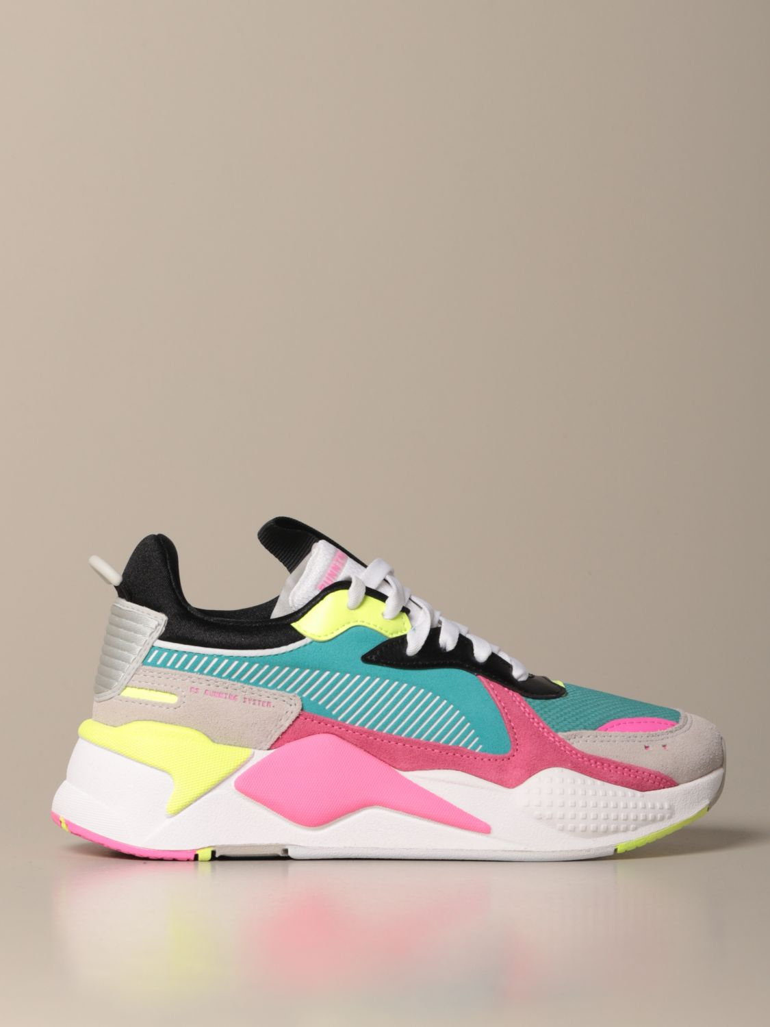 Rs-x reinvent Puma suede leather