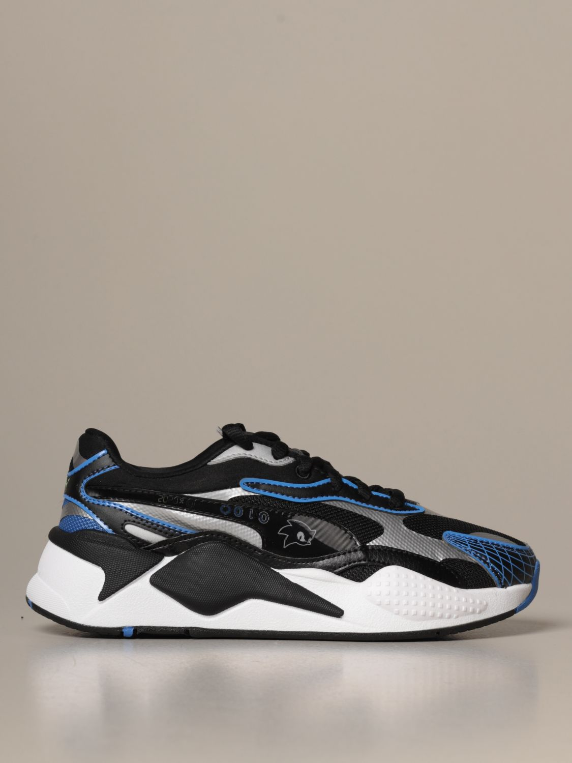 Sega Rs-X Puma sneakers in mesh and synthetic leather