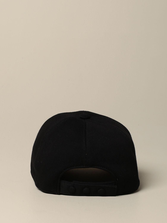Hat Burberry: Burberry baseball cap with TB logo black 3